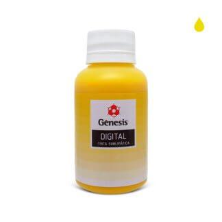 Tinta Sublimática Sublidesk Amarelo 100ml - Gênesis