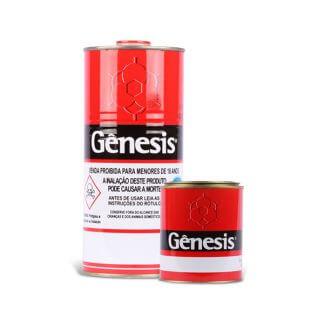 Resina para Sublimação em Cerâmica 900ml c/ Catalisador 220ml - Gênesis