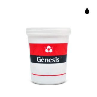 Pigmento Plastisol Free Preto 250ml - Gênesis