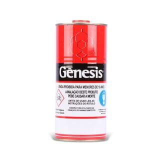 Solvente AG005 / Solução de Limpeza / Diluente AG005 900ml - Gênesis