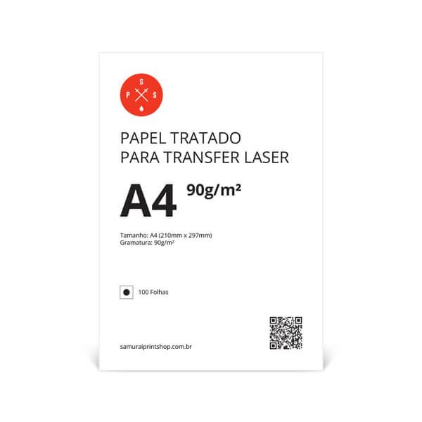 Papel Transfer Laser Brindeiros